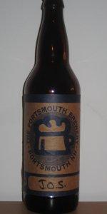 Portsmouth Jurgen's Oatmeal Stout (J.O.S.)