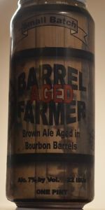 Barrel Aged Farmer Brown Ale