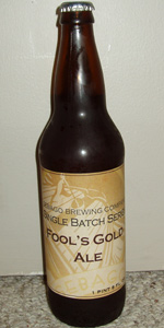 Single Batch Series - Fool's Gold Ale