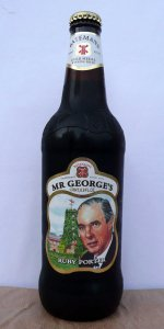 Mr. George's Ruby Porter