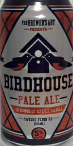 The Brewer's Art Presents Birdhouse Pale Ale