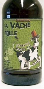 La Vache Folle Double IPA - Yeoman