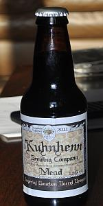Kuhnhenn Imperial Bourbon Barrel Braggot