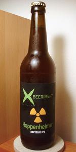 XBeeriment Hoppenheimer Imperial IPA