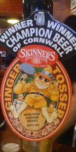 Skinner's Ginger Tosser
