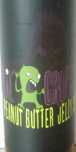 Lil' Gruesome Peanut Butter Jelly Stout