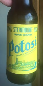 Steamboat Shandy