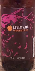 Harpoon Leviathan - Imperial Rye