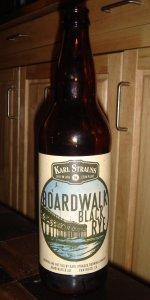 Boardwalk Black Rye