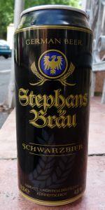 Stephans Bräu Schwarzbier