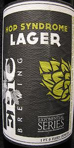 Hop Syndrome Lager