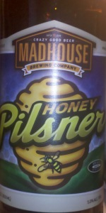 Honey Pilsner
