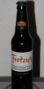Fretzy's Unfiltered Pale Ale
