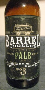 Barrel Trolley Pale Ale