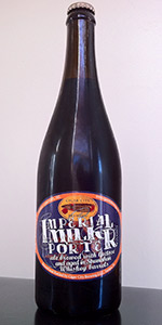 Imperial Milk Porter - Stranahan Whiskey Barrel Aged