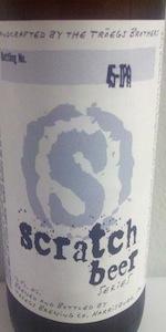 Scratch Beer 45 - 2011