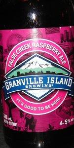 False Creek Raspberry Ale