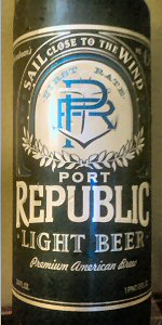 Port Republic Light Lager