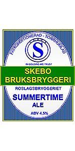 Summertime Ale
