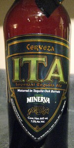 Minerva Imperial Tequila Ale