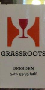 Grassroots / Lövenlund Dresden 45