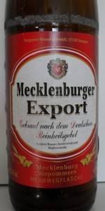Mecklenburger Export