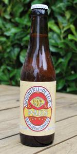 Paus (brewed For Brouwerij De Lelie)