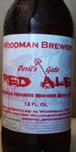 Devil's Gate Red Ale