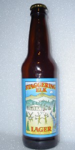 Staggering Elk Organic Lager