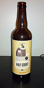Half Court India Pale Ale
