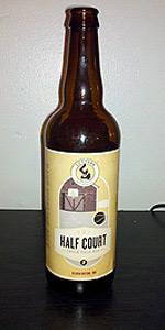 Half Court India Pale Ale