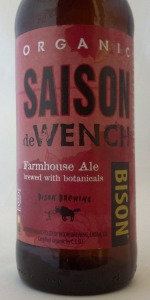 Bison Saison De Wench