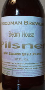 Steam House Pilsner