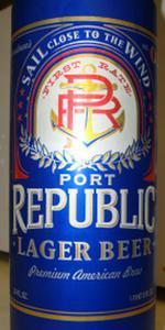 Port Republic Lager