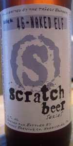 Scratch Beer 46 - 2011 (Naked Elf)