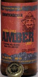 Vienna-Style Amber Lager