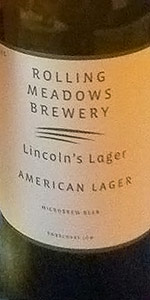 Lincoln's Lager