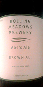 Abe's Ale