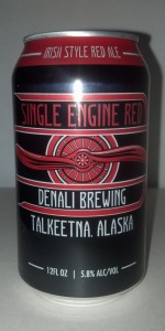 Single Engine Red
