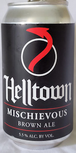 Helltown Mischievous Brown Ale