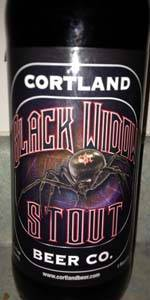 Black Widow Imperial Stout