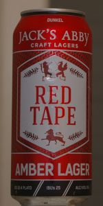 Red Tape Lager