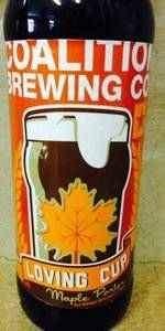 Loving Cup Maple Porter