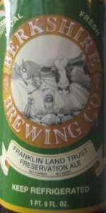 Franklin Land Trust Preservation Ale