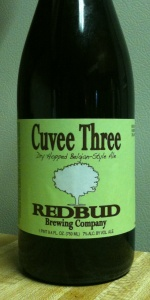 Cuvee Three
