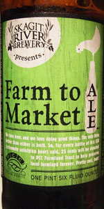 Farm To Market Ale