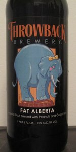 Throwback Fat Alberta Imperial Stout