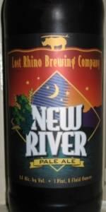 New River Pale Ale