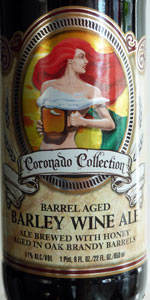 Brandy Barrel Aged Barleywine