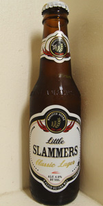 Wasatch Little Slammers Classic Lager